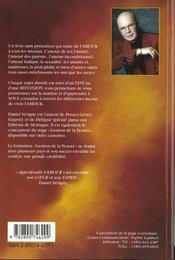 L'amour au pluriel - 4ème de couverture - Format classique