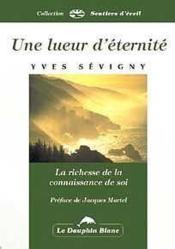 Lueur D'Eternite - Couverture - Format classique
