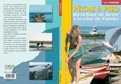 Pêche à pied ; de la baie de seine à la côte de flandre - Intérieur - Format classique