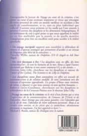 Voyage au coeur de la creation ; comment pénétrer l'univers des dauphins et les dimensions holographiques - 4ème de couverture - Format classique