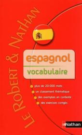 telecharger Espagnol – vocabulaire livre PDF en ligne gratuit