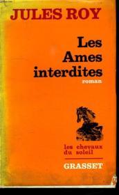 Les Ames Interdites. Les Chevaux Du Soleil. - Couverture - Format classique