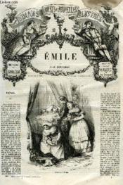 Romans, Contes Et Nouvelles Illustres: Emile - Couverture - Format classique