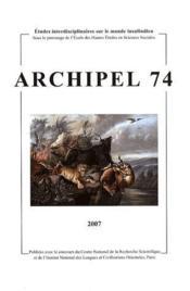 Cahiers D'Archipel N.74 - Couverture - Format classique