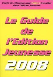 Guide de l'edition jeunesse - Couverture - Format classique