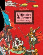 L'histoire de France racontée aux enfants - Couverture - Format classique