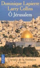 Ô Jérusalem - Couverture - Format classique