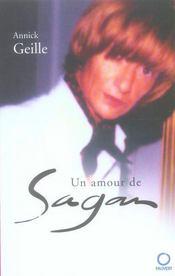 Un amour de Sagan - Intérieur - Format classique