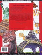 Le Grand Livre Des Questions Et Reponses - 4ème de couverture - Format classique