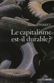 Le capitalisme est-il durable ? - Couverture - Format classique