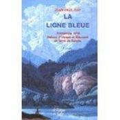 Ligne bleue ; printemps 1919 - Couverture - Format classique