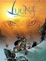 Luuna t.2 ; le crépuscule du lynx - Intérieur - Format classique