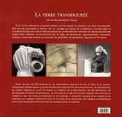 La terre transfigurée ; 250 ans de porcelaine à sèvres - 4ème de couverture - Format classique