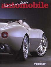L'Annee Automobile N 48 (2000/2001) - Intérieur - Format classique