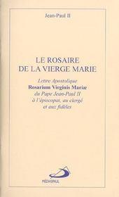 Rosaire de la vierge marie (le) - Intérieur - Format classique