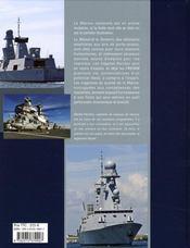 Renaissance navale ; les nouveaux navires de surface français - 4ème de couverture - Format classique