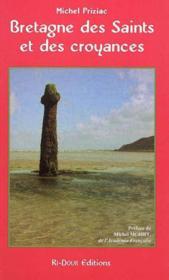 Bretagne des saints et des croyances - Couverture - Format classique