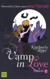 Vamp in love t.1 - Couverture - Format classique
