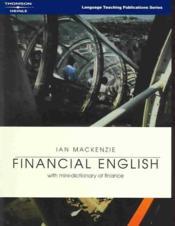 Financial English - Couverture - Format classique