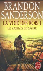 Les archives de Roshar T.1 ; la voie des rois t.1 - Couverture - Format classique