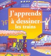 Dessiner Les Trains - Couverture - Format classique