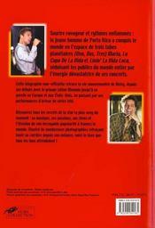 Ricky Martin - 4ème de couverture - Format classique