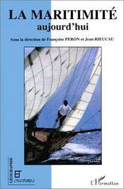 Revue Geographie Et Cultures ; La Maritimité Aujourd'Hui - Intérieur - Format classique