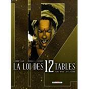 La loi des 12 tables t.6 - Couverture - Format classique