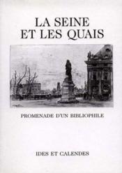 La Seine et les quais - Couverture - Format classique