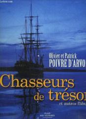 Chasseurs de trésors et autres flibustiers - Couverture - Format classique