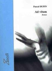 Ad vitam - Couverture - Format classique