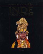 Inde. Vision De Lumiere - Intérieur - Format classique