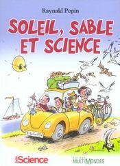 Soleil, sable et science (édition 2005) - Intérieur - Format classique