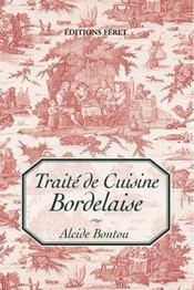 Traite de cuisine bordelaise - Intérieur - Format classique