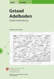 Gstaad-Adelboden - Couverture - Format classique