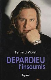 Depardieu L'Insoumis - Intérieur - Format classique