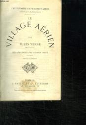 Le Village Aerien. - Couverture - Format classique