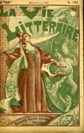 La Premiere Edition. La Vie Litteraire. - Couverture - Format classique