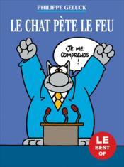 Le Chat ; best of t.6 ; le chat pète le feu - Couverture - Format classique