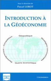 Introduction a la geoeconomie - Couverture - Format classique
