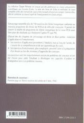 Inorganique - 4ème de couverture - Format classique