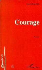 Courage (Roman) - Couverture - Format classique