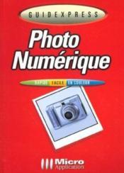 Guidexpress Photo Numerique - Couverture - Format classique