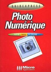 Guidexpress Photo Numerique - Intérieur - Format classique
