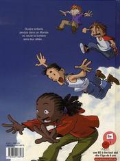 Les enfants d'ailleurs t.1 : le passage - 4ème de couverture - Format classique