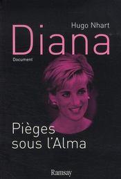 Diana ; pièges sous l'Alma - Intérieur - Format classique