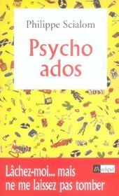 Psycho ado - Intérieur - Format classique