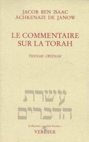 Le Commentaire Sur La Torah - Couverture - Format classique