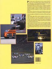 L'année automobile t.50 (édition 2002/2003) - 4ème de couverture - Format classique