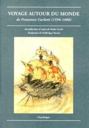 Voyage autour du monde (1594-1606) - Couverture - Format classique